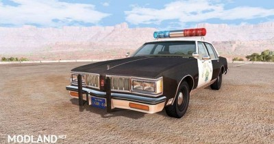 Oldsmobile Delta 88 Cop Pack v 1.5.1 [0.10.0], 1 photo